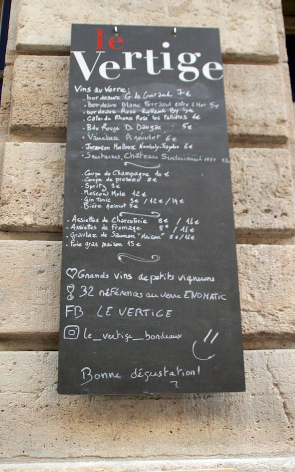 Bordeaux : vertige et miroir aux alouettes ?