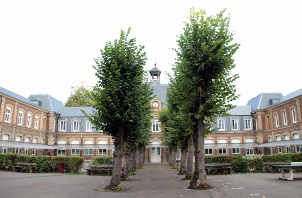Le lycée Fénelon